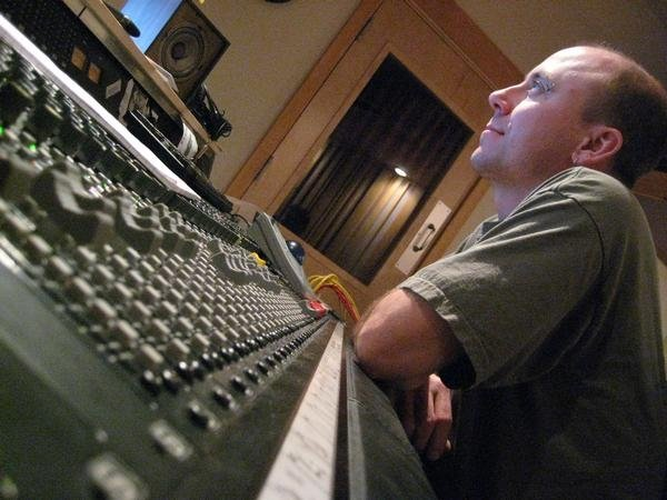Brad Smalling of Evergroove Studios
