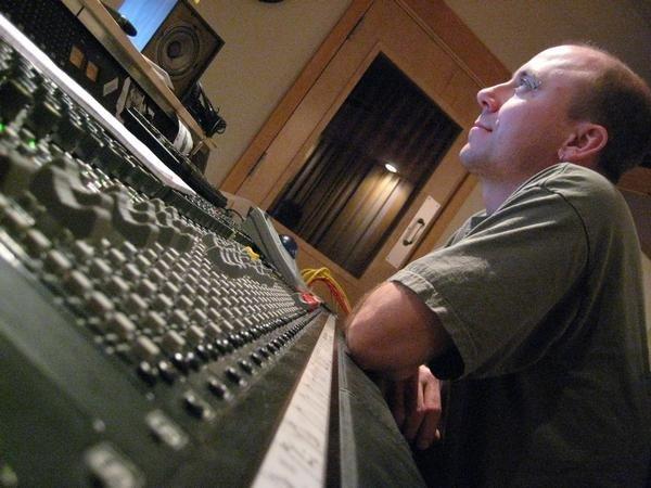 Brad Smalling - Mixing